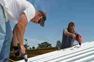 roofing contractors metal roof roofers